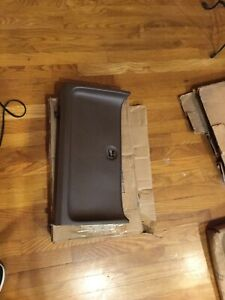 Nos 1973 Mercury Capri Glove Box Door D3RY-6206024-D