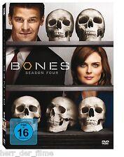 BONES - Die Knochenjägerin, Season 4 (7 DVDs) NEU+OVP