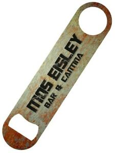 Mos Eisley Cantina Bar Blade Bottle Opener Stainless Steel beer Star Wars Droids