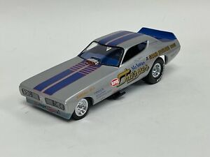 1/24 Johnny Lightening Super Magma,s Dodge Charger Mr. Morm's Charger JD09C
