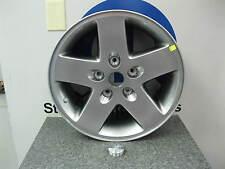 10-12 Jeep Wrangler New Aluminum Wheel Painted Satin Carbon 17x7.5 Mopar Oem