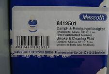 Massoth für Spur G Dampflok Dampföl Dampfflüssigkeit Reinigungsflüssigkeit