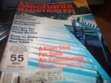 Mechanix Illustrated Aug 1978 Solar Air Conditioning
