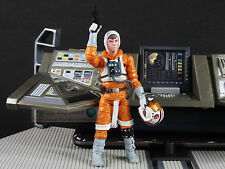 "Hasbro Star Wars 3.75"" Figur 1:18 Pilot X-Wing Starfighter Luke Skywalker S50"