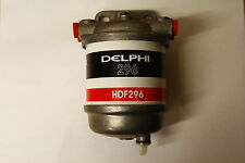 LAND ROVER SERIES 2 and 3 DIESEL FUEL FILTER HOUSING 563190 OEM DELPHI