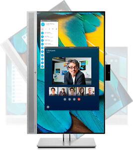 HP MONITOR LED IPS 23,8 FULL HD CON MICROFONO E WEBCAM INCORPORATO 1FH48AT