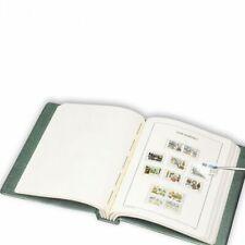 LEUCHTTURM SF-Vordruckalbum Großbritannien 2005-2009, inkl. Schutzkassette, grün