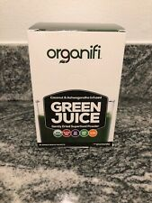 Organifi GREEN Juice - 30 Individual Servings - SUPERFOOD Powder. NEW!!