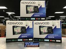 KENWOOD DNX875S GPS BT APPLE CARPLAY ANDROID AUTO SPOTIFY WAZE YOUTUBE WEBLINK