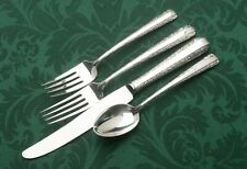 Candlelight by Towle Sterling Silver 4 Piece Place Setting, french blade knife