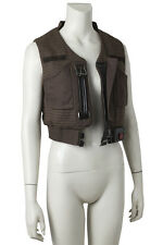 Rogue One: A Star Wars Story Sergeant Cosplay Jyn Erso Costume Vest Any Size