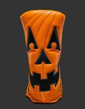 SCOTTY CAMERON HALLOWEEN 2021 JACK-O-LANTERN HEADCOVER sold out