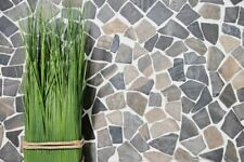 Marmor Mosaik Naturstein Bruchfliesen Wand Bodenmosaik Bad 44-30-120_f 10 Matten