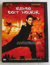 DVD ROMEO DOIT MOURIR - Jet LI / AALIYAH