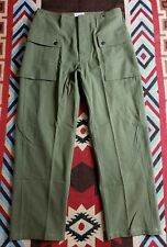The Real McCoy P-44 Utility Monkey Pants Military Trousers OG-107
