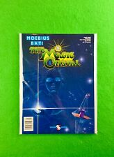 The Magic Crystal (1986): Comcat Comics Graphic Novel! Moebius!  NM (9.4)!
