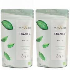 100% Bio Ilex Guayusa Tee - 200g - das Wunder aus dem Urwald Ecuadors - MACOJO