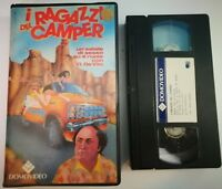 VHS - I RAGAZZI DEL CAMPER di Sam Grossman [DOMOVIDEO]