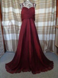 (A5) Ausgefallenes Damen Abendkleid  GR: 46