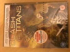 """CLASH OF THE TITANS + Exclusive Fottage """"the Myth Behind the Legend"""" New Sealed"""