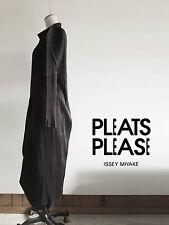 ISSEY MIYAKE Runway Plissé Pleats Please robe longue taille 3