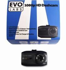 1080P Car Camera  DVR Dash Cam Video Recorder Records audio Wide angle lens