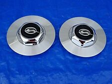 "94 95 96 Chevy Impala SS 17"" 5 SPOKE WHEEL Hub  CENTER CAPS CAP pair"