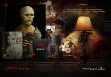 Layers of Fear Connoisseur Edition Collector's PC - NEW Polish/English + STEAM