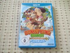 Donkey Kong Country tropical Freeze para Nintendo Wii U * embalaje original *