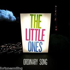 The Little Ones Ordinary Song White vinyl Ltd ed 45 rpm OOP