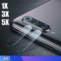For Xiaomi Mi 9 SE Mix 2 3 F1 A2 Back Lens Tempered Glass Film Camera Protector