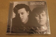 Tears for Fears - Songs From The Big Chair CD RELEASE SEALED NEW POLAND