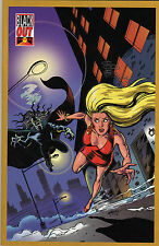 Lady Vampre #0 Signed by Artist/Story Bob Berry NM (1995 Black Out)