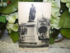 ANGERS FRANCE POSTCARD MONUMENT STATUE de DAVID d'ANGERS UNPOSTED ANTIQUE