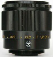 US Seller Industar 61 L/Z f/2.8 50mm EXC Tessar copy MACRO Lens DSLR M42 Bokeh