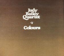 JUDY BAILEY QUARTET COLOURS DIGIPAK CD NEW