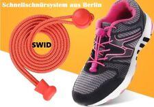 Elastische Schnürsenkel mit Schnellverschluss - Schnellschnürsystem-  23 Farben