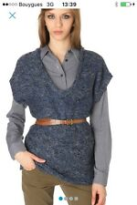 pull laine Bel Air taille 2 3 40 42 Comme Neuf Cotelac Cos Maje