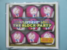 "Lisa ""Left Eye"" Lopes The Block Party 2001 CD inc Video"