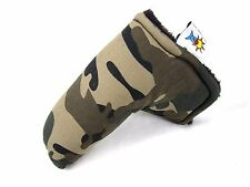 Sunfish camouflage blade Putter golf headcover military camo army