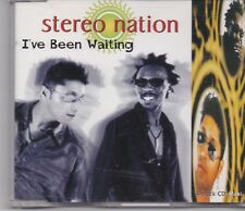 Stereo Nation-Ive Been Waiting cd maxi single