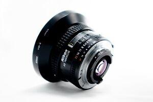 Nikon AF Nikkor 20mm F/2.8 Wide Angle Lens Made In Japan