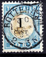 Port nr. 3 D (kamtanding 12 1/2), Type III, gebruikt