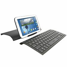 ZAGG Case with Universal Keyboard for All Bluetooth Smartphones and Tablets - Bl