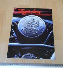 Harley Davidson Eagle Iron Parts & Accessories Catalogue 1990