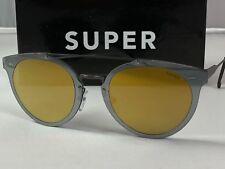 59645033c572 RetroSuperFuture Duo Lens Giaguaro Gold Sunglasses SUPER TM9 53mm NIB