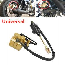 Motorcycle Dirt Bike Hydraulic Rear Disc Brake Caliper w/Master Cylinder Brake1X