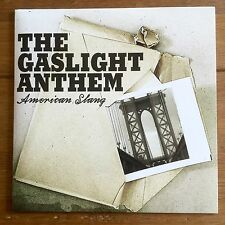 "The Gaslight Anthem-American Slang 7"" Vinyle Noir"