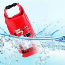 2L Waterproof Emergency First Aid Kit Bag Travel Dry Bag Rafting Camping