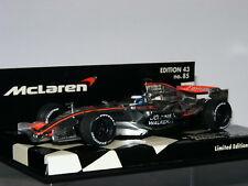 Minichamps McLaren Mercedes MP4/21 Mika Häkkinen Test Session MLC-85 1/43